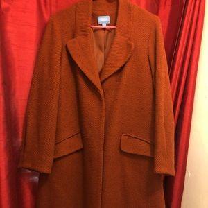 Simply Vera wang wool coat